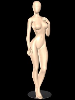 Just a mannequin by Madcurse