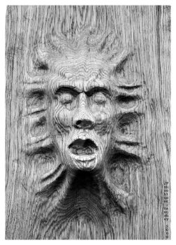 The Green Man by JRose-Photography