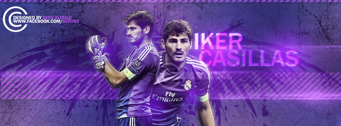 IkerCasillasCover2014 by SeFoOo