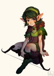 Saria - Hyrule: Total War by lulles