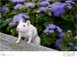 Rat bjd doll 05 by leo3dmodels