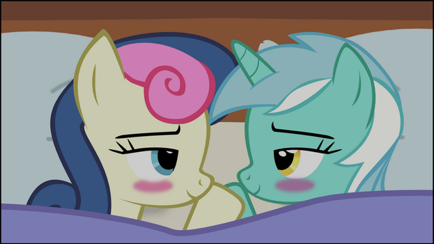 Bed time is magic :3 by TriteBristle