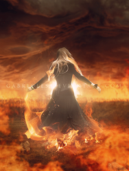 Wildfire by gabrioles