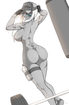 Warm UP (Muscle Practice w/Leona - Ver. 2) by Fatelogic