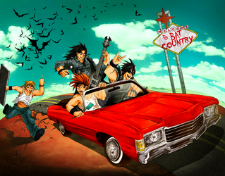 Welcome to Bat Country by HeartandVoice