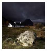 Blackrock Cottage : Glen Coe by DL-Photography