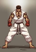 Ryu by ashg-linkin