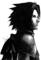 Zack Fair by daeds