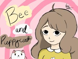 Bee and Puppycat by jjcocopuffs