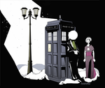 doctor who scratch by Plegathion