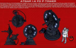 Atgar 1.4 FD P-Tower ortho [New] by unusualsuspex