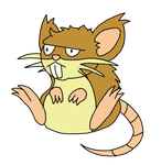 Raticate by Ep1cShad0w