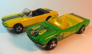 Mustang Covertables by happymouse666