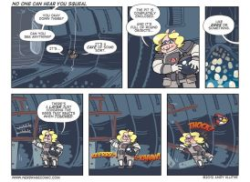 Nerd rage - No One Can Hear You Squeal by AndyKluthe