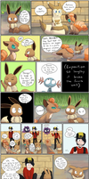Kings and Pawns: A HGSS Nuzlocke - Page 42 by Parasols