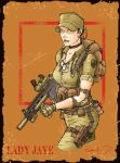 Lady Jaye Colors by Wry1