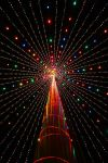 Astral night perspective by Laumoon
