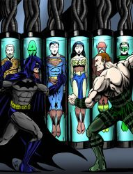 Justice League DC2 issue 2 by AdamTupper