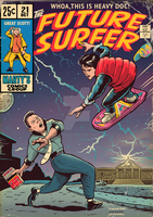 The Future Surfer - Covering The Covers by donovanalex