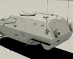 Otokar Cobra - abandoned WIP shot 03 by Janiashvili