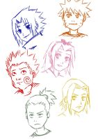 Team 7 and 10 by SillyJuls