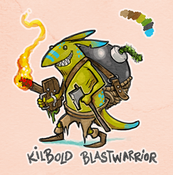Kildbold by Hyptosis