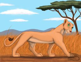 Nala by Ravenfire5