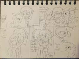 TOMODACHI LIFE WHY by 4swords4ever