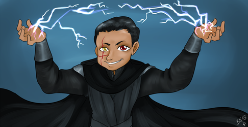 My Husband the Sith by BleachedKitten