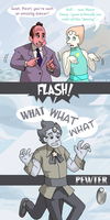 Unintentional Pearl Fusion by ErinPtah