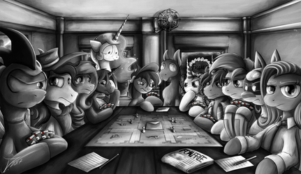 Ask Movie Slate - 12 Angry Men by jamescorck