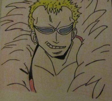 Doflamingo by chile3456