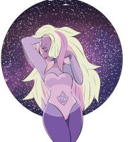 Rainbow Quartz by dinogorawrrainbow