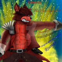 Captain Foxy (collabed 2) by TheMercenary04