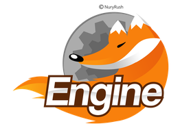 Fox Engine Logo by NuryRush