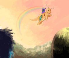 goodbye Arcus have a save trip by Chibi-C