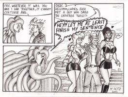 Leela and the Genestalk: Deleted Scene 2 by Inquisitor-Hein