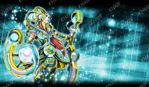 Magical Android Mat by KH-XIII