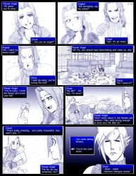 Final Fantasy 7 Page033 by ObstinateMelon