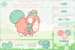 Mable Registration Sheet by plushpon