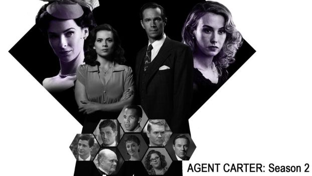 MCU Agent Carter Season 2 by DoctorRy