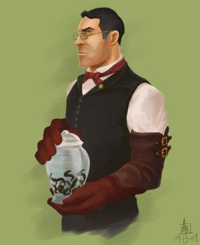 The Good Doctor by saeryph