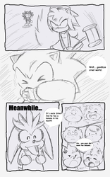 Sonic  Got Amy Pregnant Pg 81 by sonicxamy09