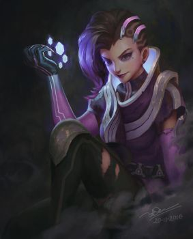 Sombra by letrongdao