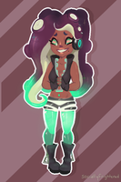 [Fanart] Marina by SociallyFrightened