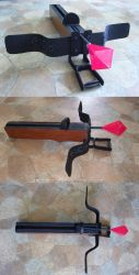 Mercedes Odin Sphere Crossbow by the-mirror-melts