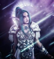 Tyrande Whisperwind - Starfall by Narga-Lifestream