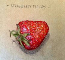 Strawberry Fields (exercise) by BloodyMary66