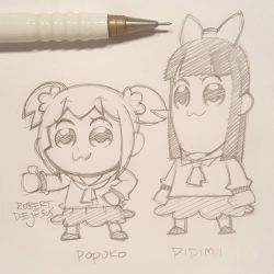 Pop Team Epic by Banzchan