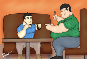 Comm - Beefy Restaurant - Part 2 by DSz